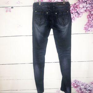 Rock Revival   Pearl Skinny Jeans